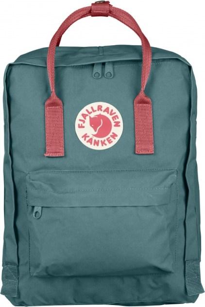 Fjallraven Kanken Backpack - Banff Packing List