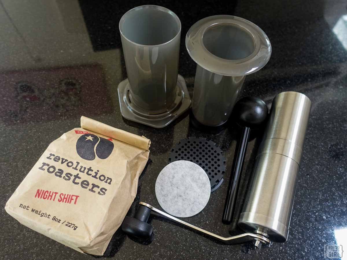 Coffee Maker For Travel