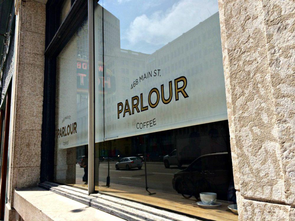 Parlour Coffee Winnipeg   www.rtwgirl.com