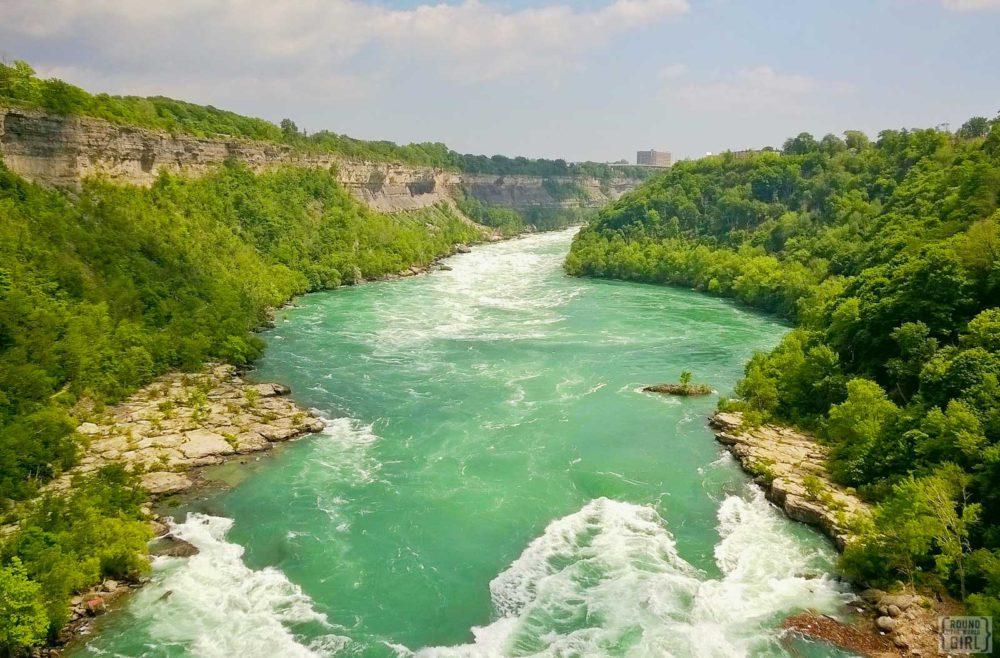 Niagara Falls Whirlpool Aerocar | www.rtwgirl.com