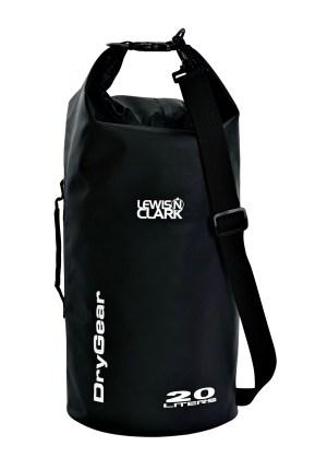 Lewis N Clark Dry Bag | www.rtwgirl.com