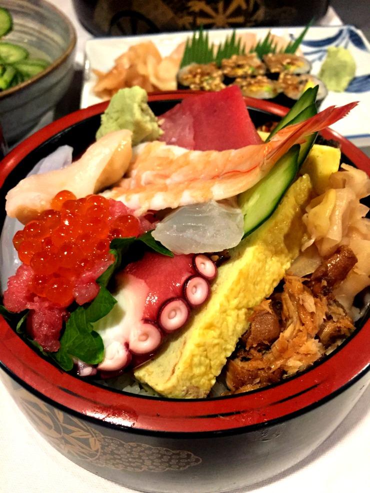 Sushi Gen Los Angeles | www.rtwgirl.com