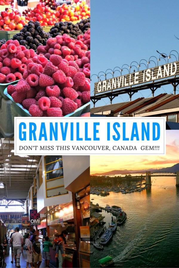 Granville Island Market - A Vancouver, Canada Must Do