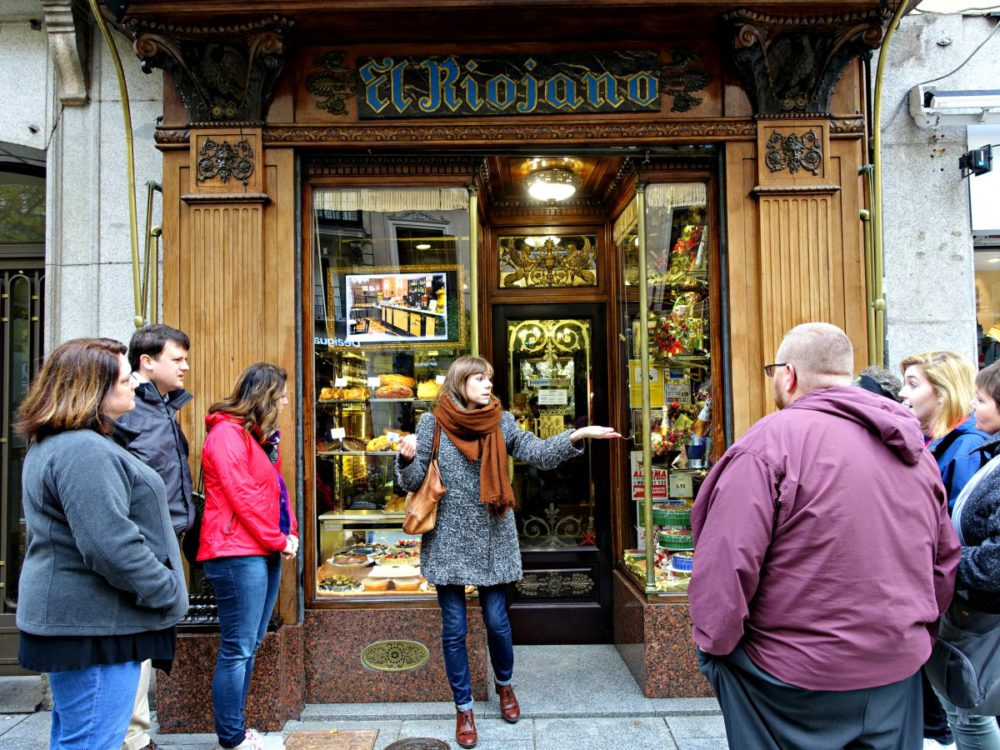 Devour Madrid Food Tours - El Riojano | www.rtwgirl.com