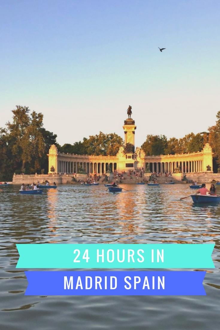 24 Hours In Madrid - www.rtwgirl.com