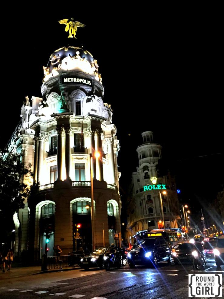 Gran Via Madrid | www.rtwgirl.com