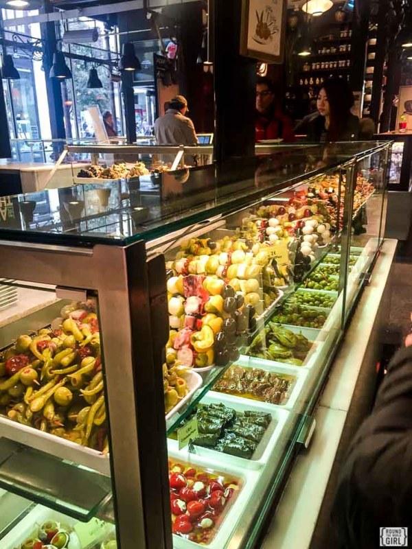 Madrid Markets: Mercado San Miguel | www.rtwgirl.com