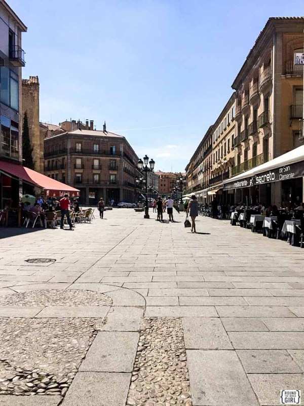Segovia Spain | www.rtwgirl.com