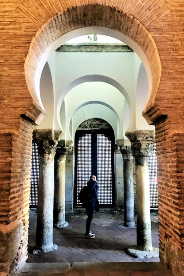 Mosque of Cristo de la Luz | www.rtwgirl.com