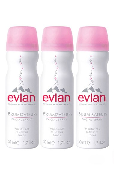Evian Spray | www.rtwgirl.com