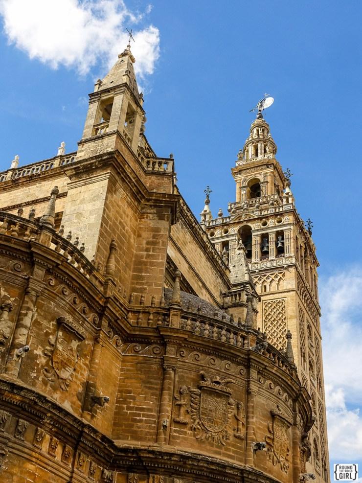 Catedral de Seville | www.rtwgirl.com