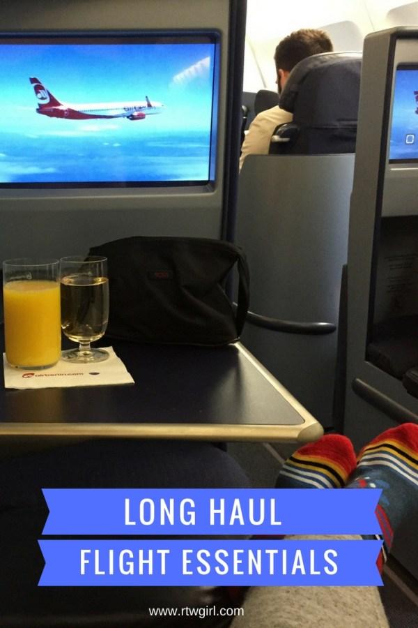 Long-Haul Flight Essentials