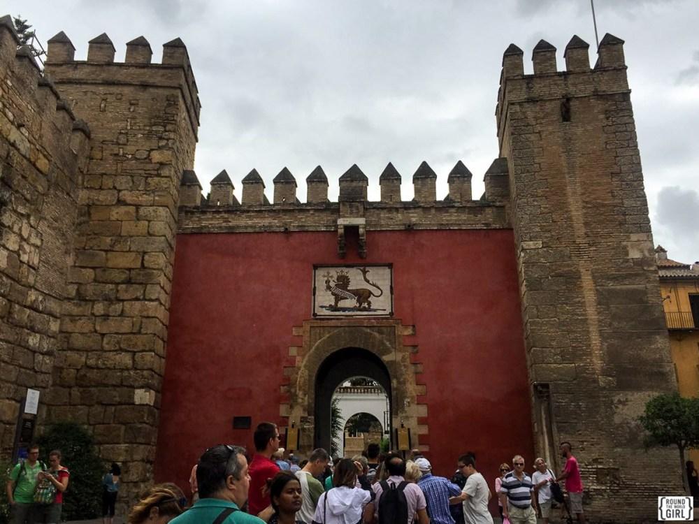 Real Alcazar de Seville | rtwgirl
