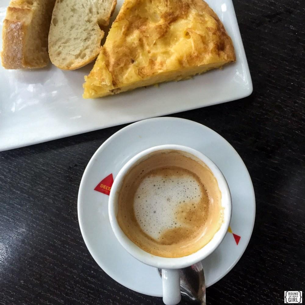 Breakfast in Seville | rtwgirl
