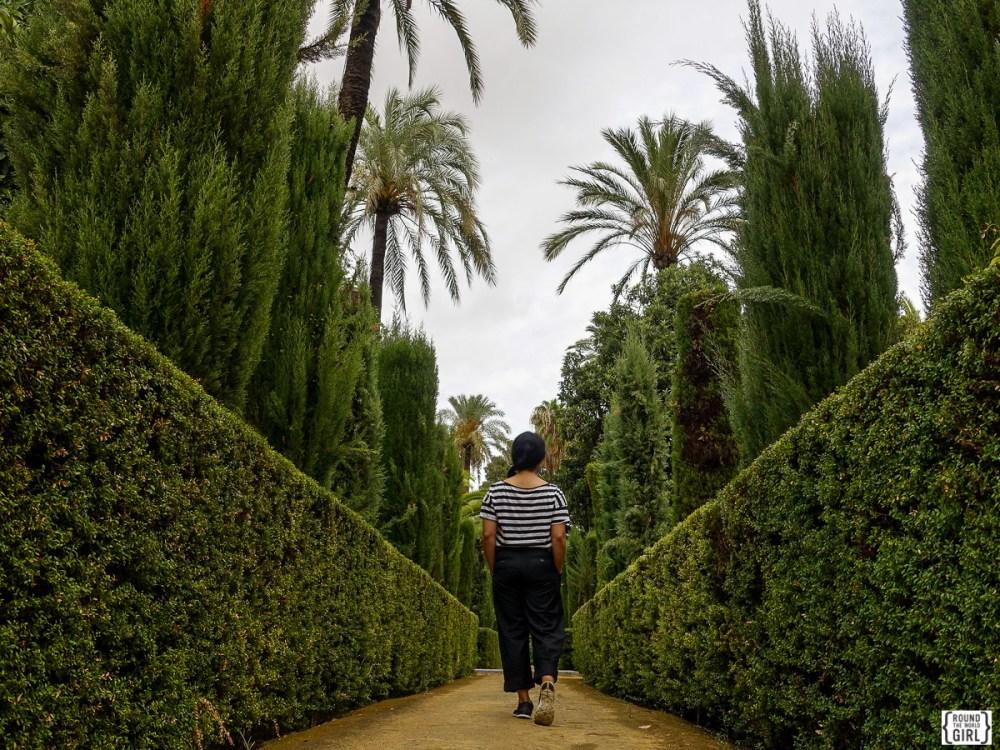 Real Alcazar de Sevilla | rtwgirl