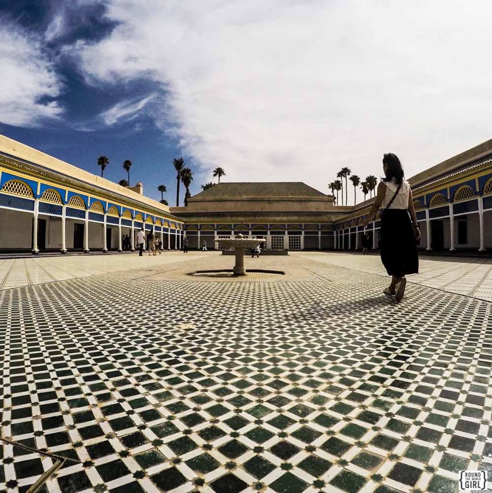 Bahia Palace - Marrakech | www.rtwgirl.com