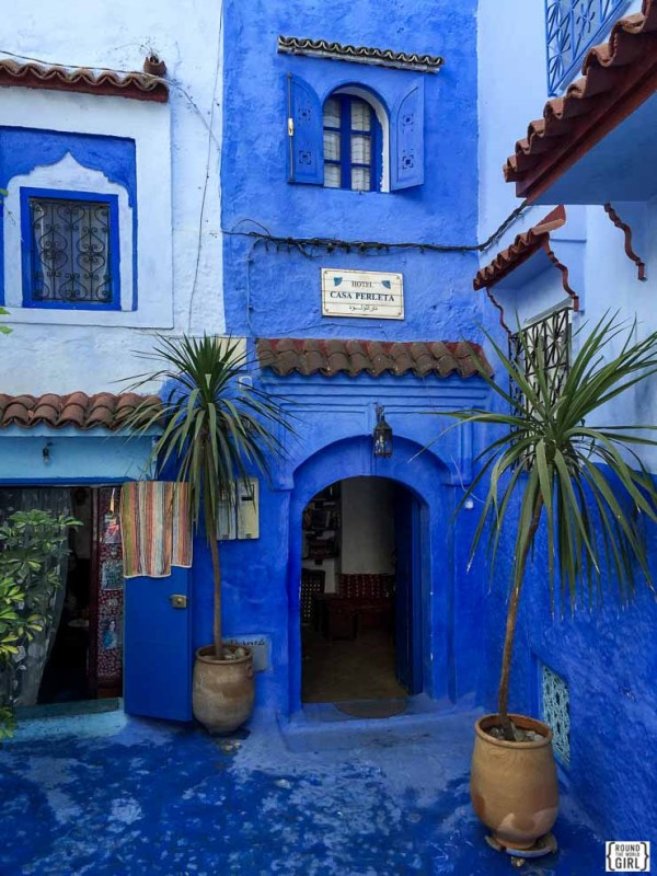 Casa Perleta in Chefchaouen