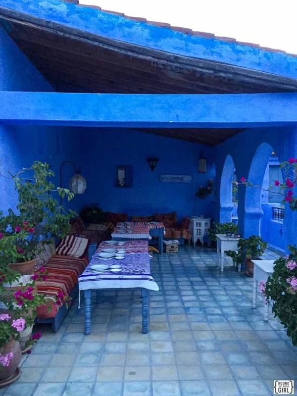 Casa Perleta in Chefchaouen Morocco