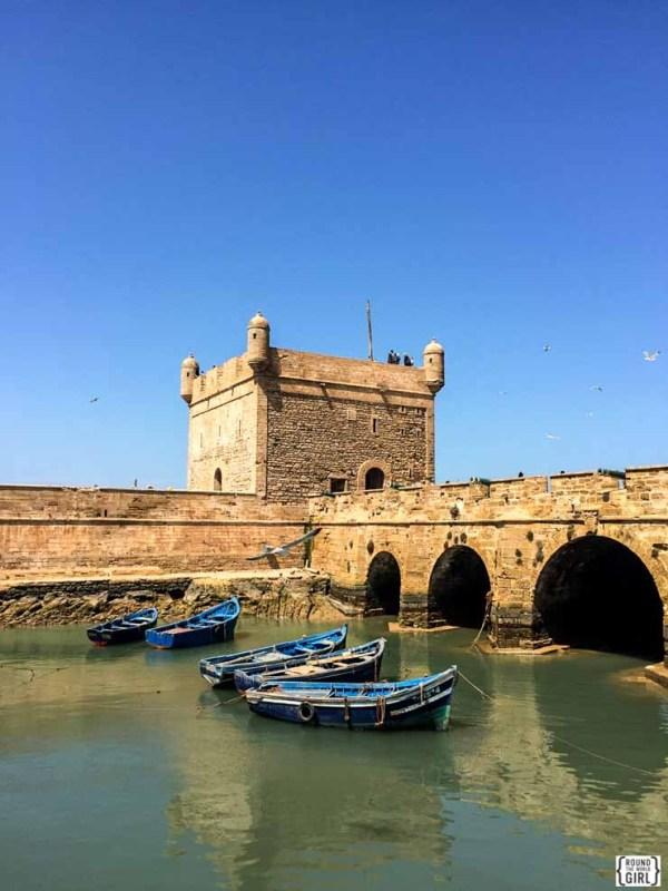 Essaouira - Morocco Itinerary