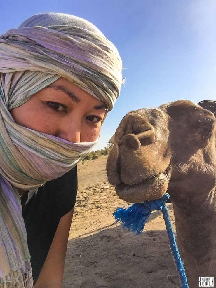 Sahara Desert Packing List - Morocco Itinerary | www.rtwgirl.com