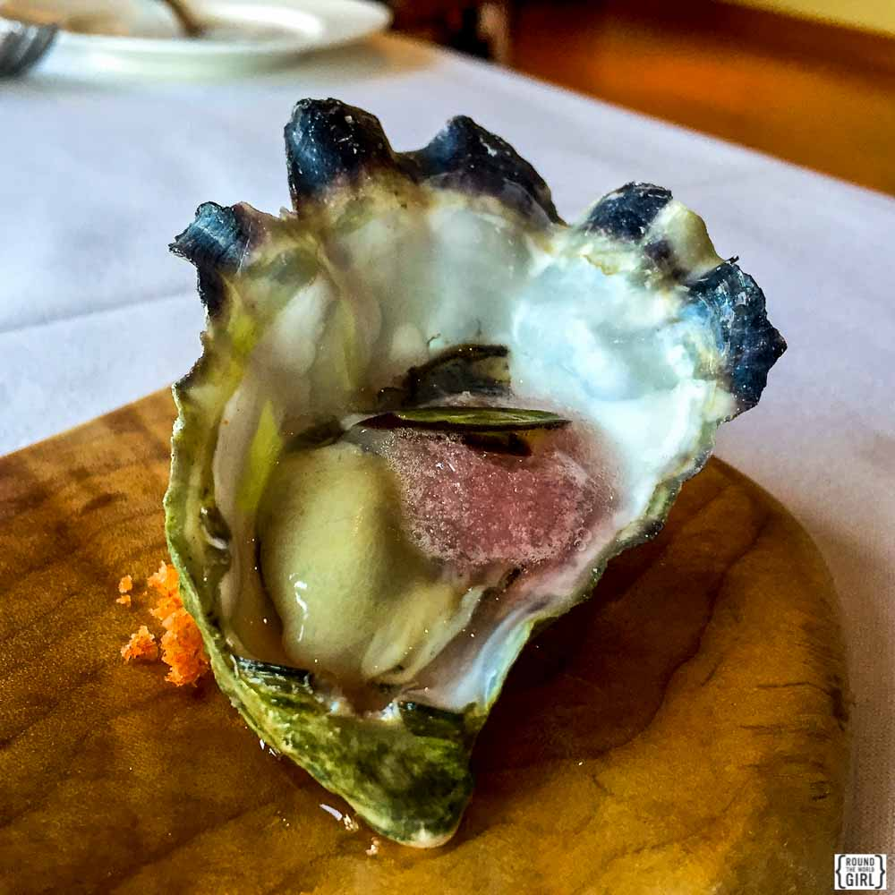 Oysters in BC