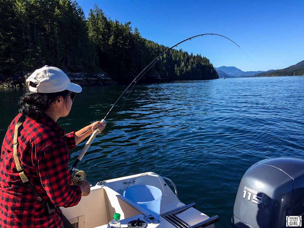 Fishing In BC