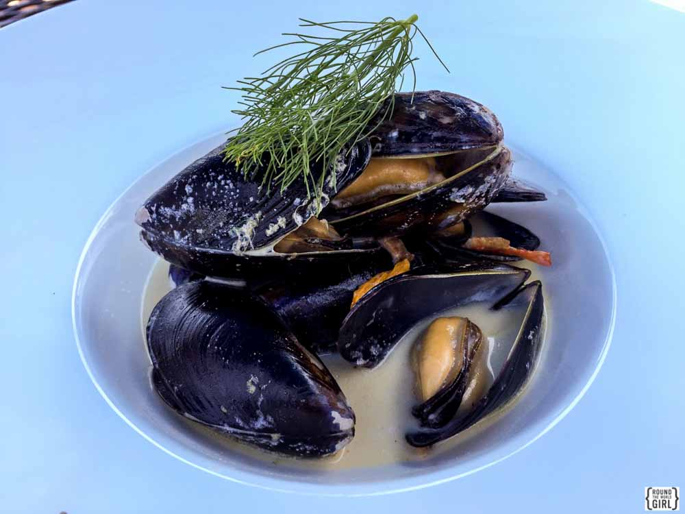 BC Mussels