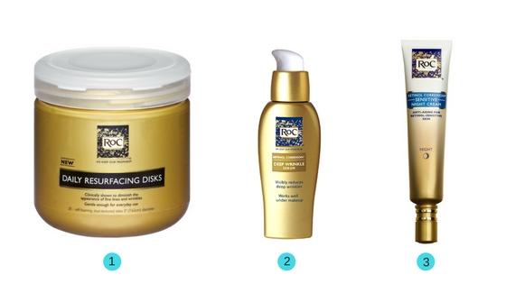 RoC® Skincare | www.rtwgirl.com