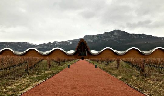 Bodega Ysios - La Rioja Weekend