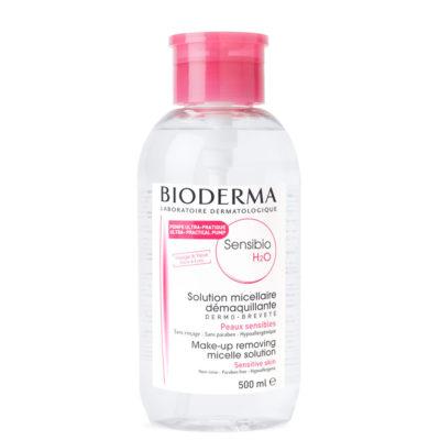 Bioderma Sensibio Wipes | www.rtwgirl.com