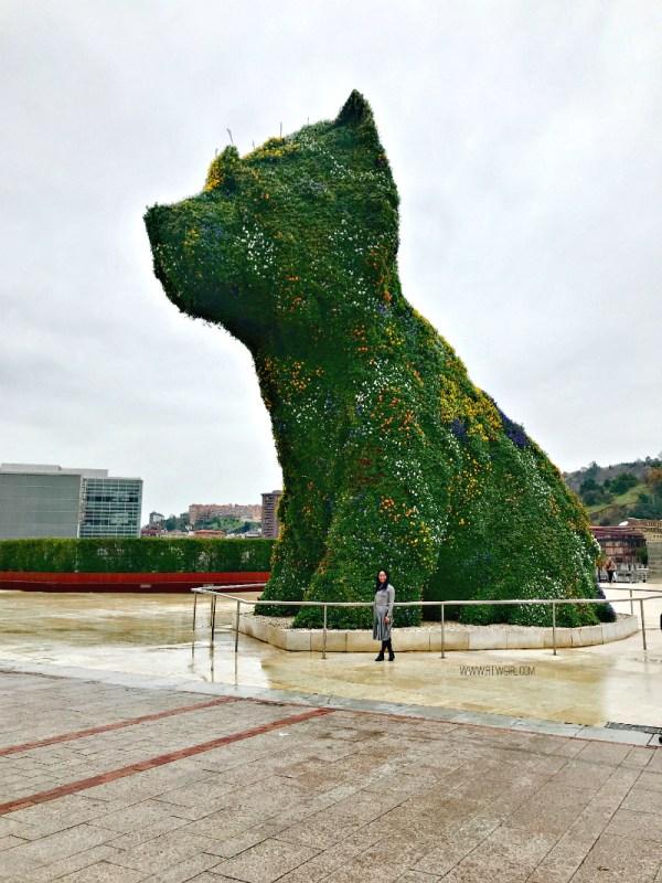 Guggenheim Bilbao | www.rtwgirl.com