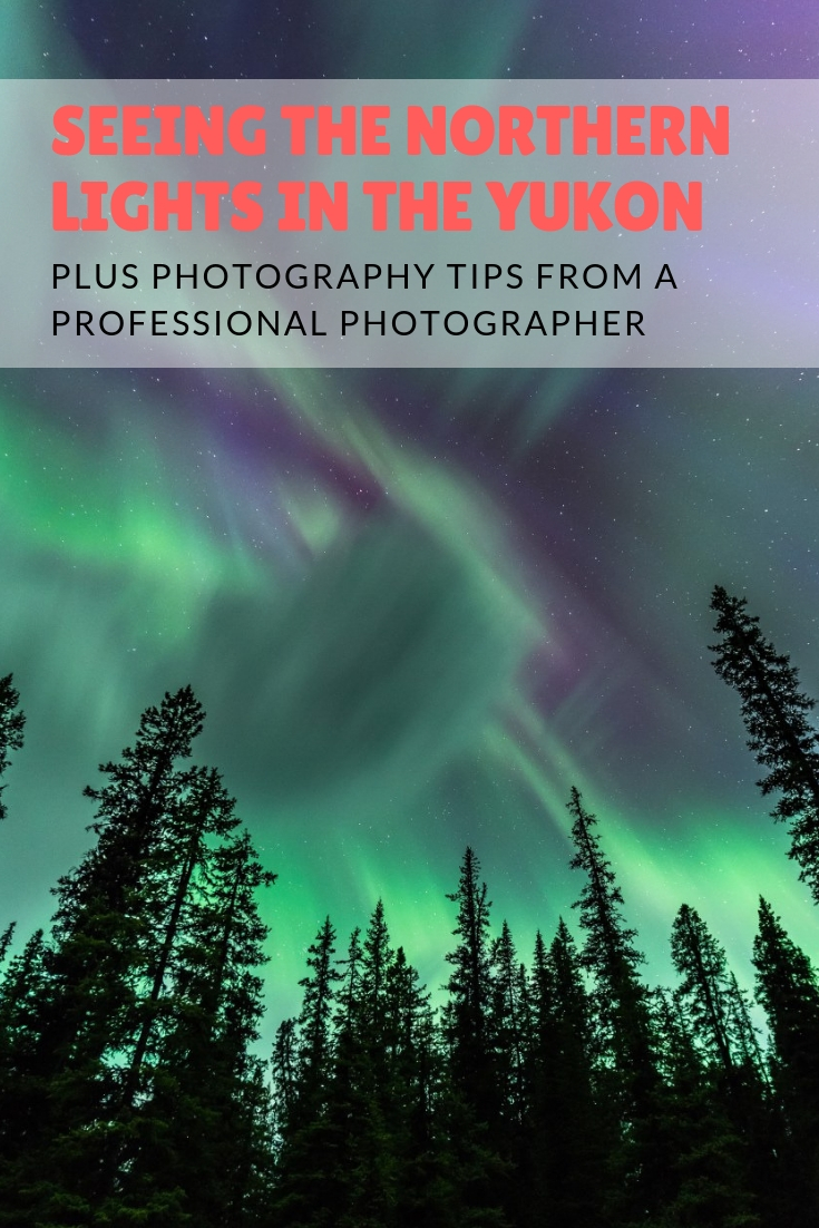 Seeing Northern Lights In The Yukon And Helpful Tips From Photographer Jeff Bartlett | www.rtwgirl.com