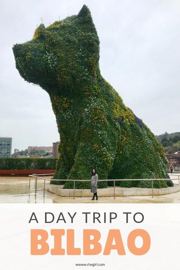 Bilbao Day Trip | www.rtwgirl.com