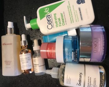 Night Time Skincare Routine - How I Take Care Of My Skin At Night | www.rtwgirl.com