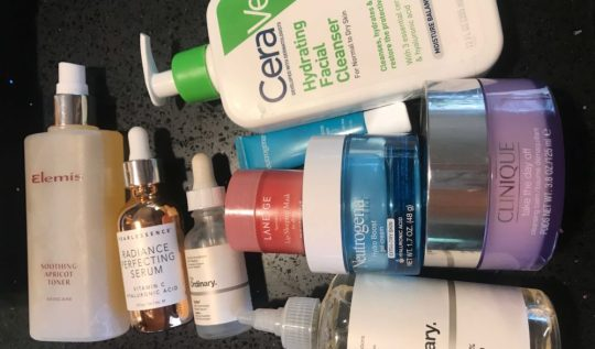 Night Time Skincare Routine - How I Take Care Of My Skin At Night
