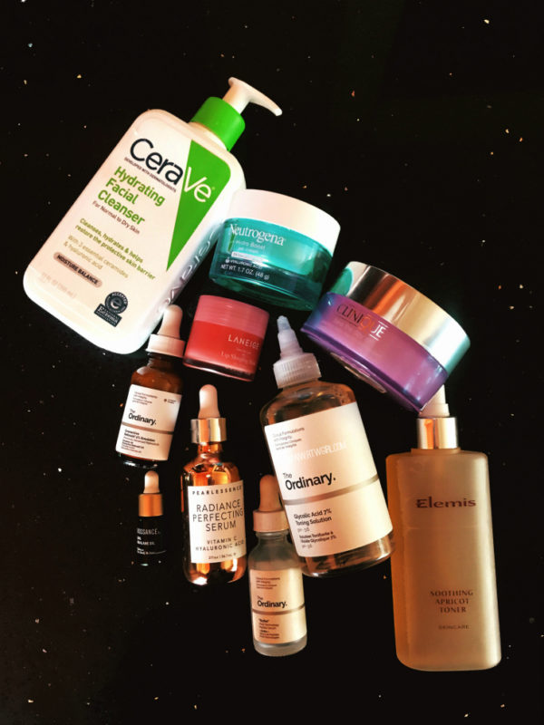 Skincare Routine - How I take Care Of My Skin In The Morning And At Night