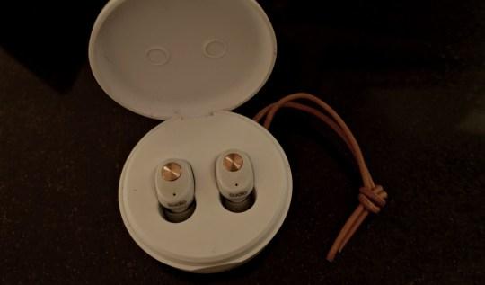 Sudio Niva: Completely Wireless Earphones Perfect For Fitness