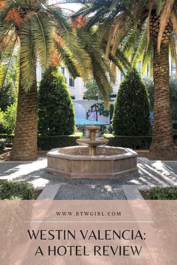 Westin Valencia: Where To Stay In Valencia, Spain