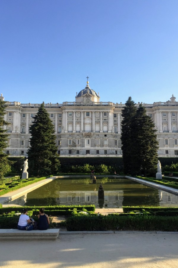 Madrid Weekend - Visit the Royal Palace