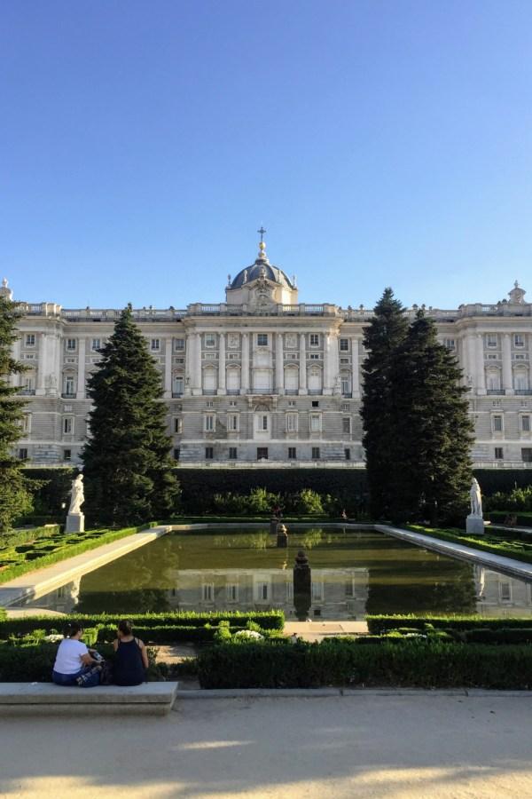 Madrid Weekend - Visit the Royal Palace