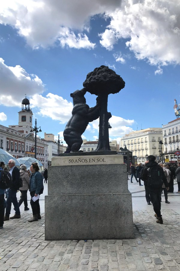 Madrid Weekend - Visit Puerta del Sol