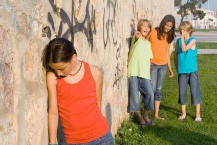 Quando as crianças são vítimas de bullying