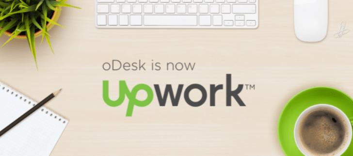 oDesk rebrands as Upwork