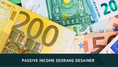 Passive Income Desainer