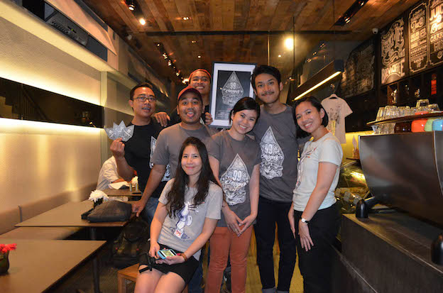 99designs Indonesia Cafe in Jakarta