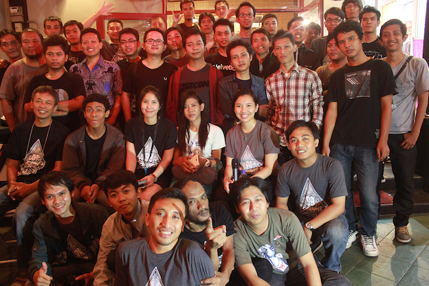 99designs Indonesia Cafe in Surabaya