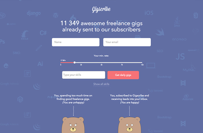 gigscribe / Ruang Freelance