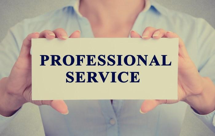 Beri Tahu Dunia Keahlian dan Profesionalisme Anda