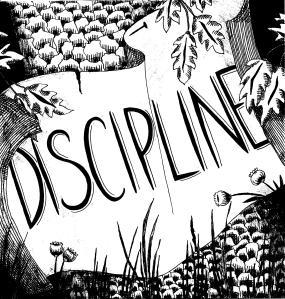Disiplin Tinggi
