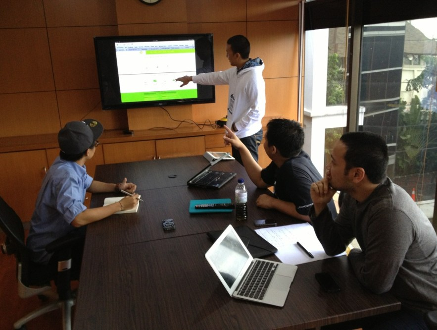 Freeware Co working space, Jakarta